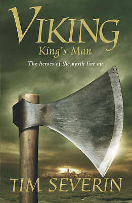1 of 1 - King's Man (Viking), Severin, Tim, Very Good Book