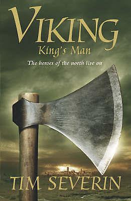 """AS NEW"" King's Man (Viking), Severin, Tim, Book"