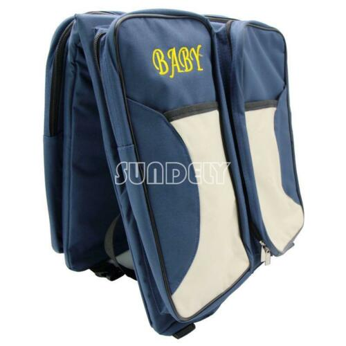 BABY 3 in 1 CONVERTIBLE SAFE TODDLER TOTE BAG BED INFANT CARRYCOT DIAPER NURSERY