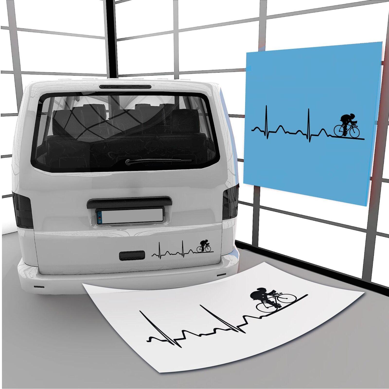 ECG & cyclistes des autocollants & ECG murale * Top style 4 Bike * cdd0d1