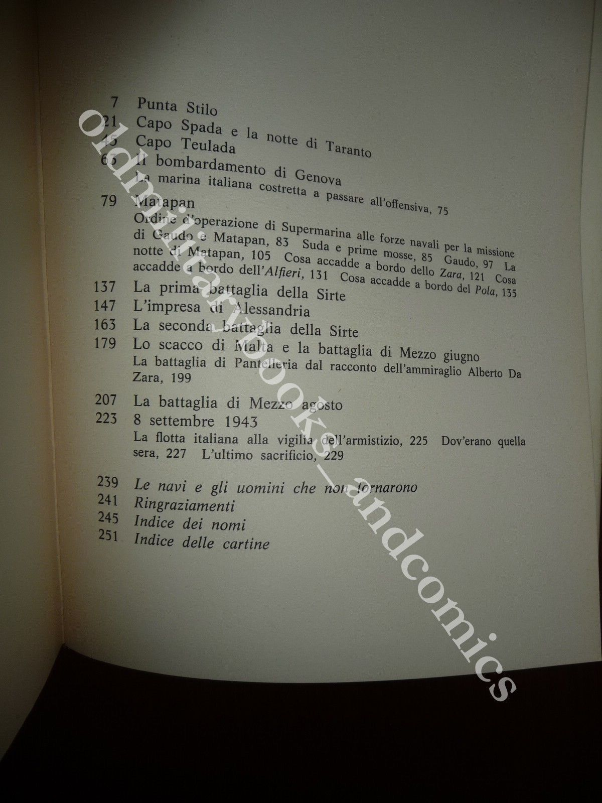 LE BATTAGLIE NAVALI DEL MEDITERRANEO NELLA SECONDA GUERRA MONDIALE A. PETACCO