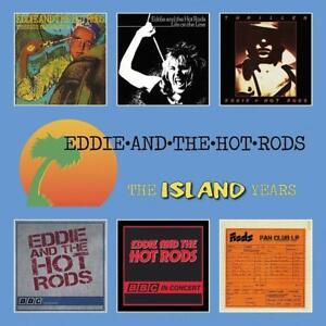 Eddie-amp-The-Hot-Rods-The-Island-Years-6cd-Box-6-CD-NEU