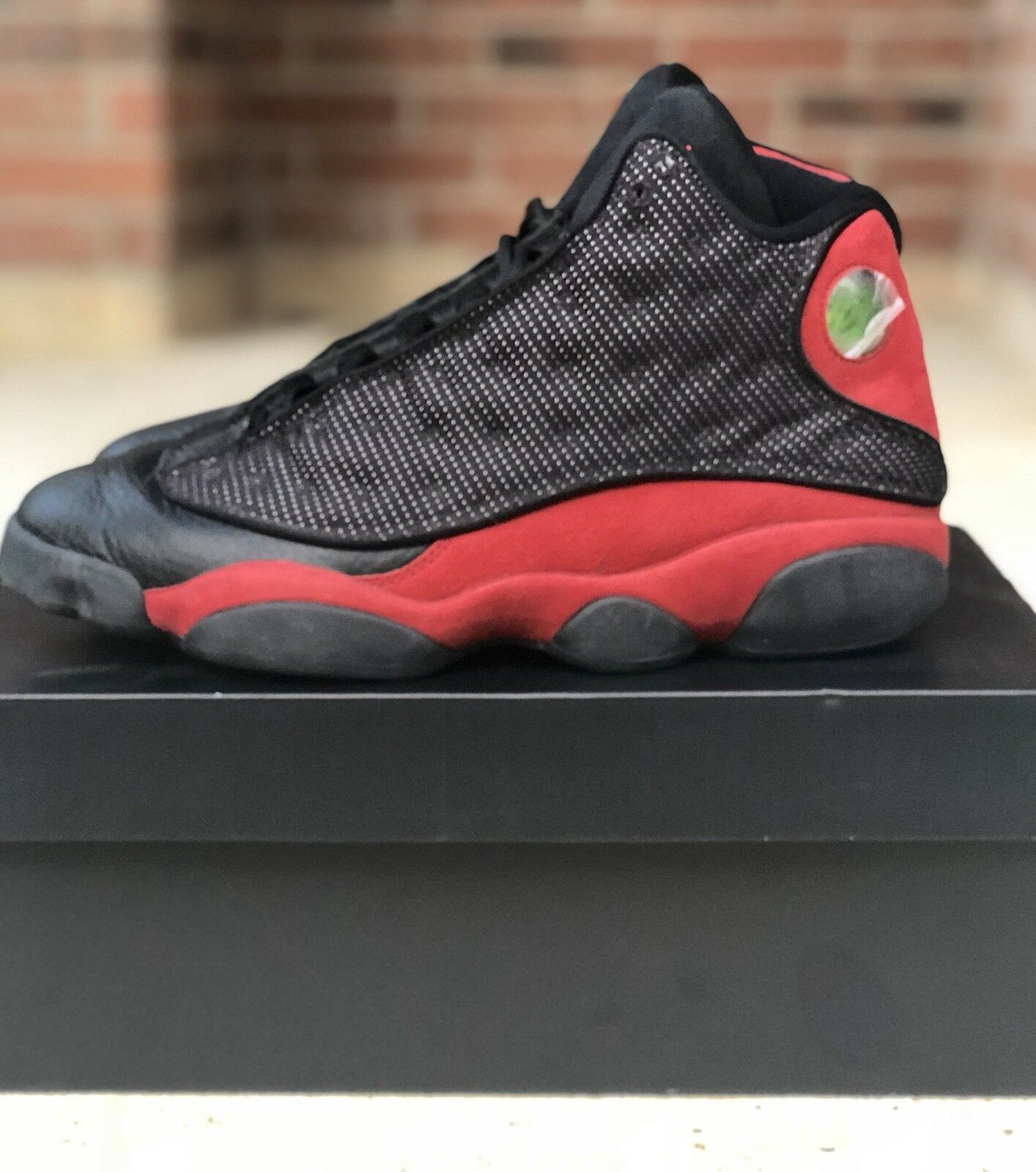 71d462dbb890f6 Nike Nike Nike AIR JORDAN 13 RETRO Black Red 8.5 80af7a - oxfords ...
