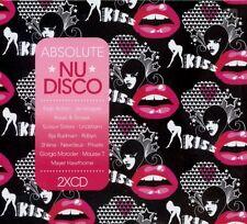 NU DISCO ABSOLUTE   Robyn   Moroder (2 CD)
