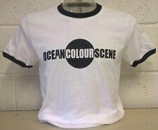 Ocean Colour Scene Ringer T-Shirt