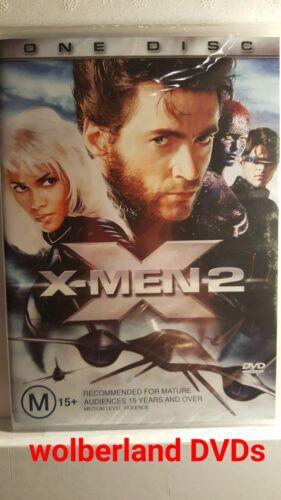 1 of 1 - X-Men 2 [ DVD ] BRAND NEW & FACTORY SEALED, Region 4, FREE Next Day Post