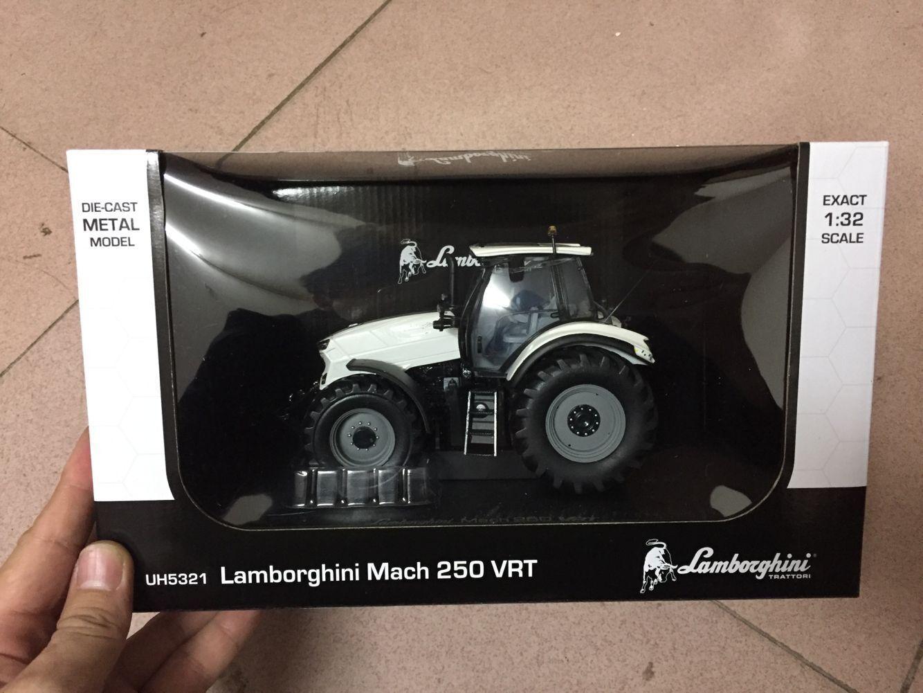 Universal Hobbies UH5321 Lamborghini Mach 250 VRT tracteur échelle 1 32 en Métal Modèle