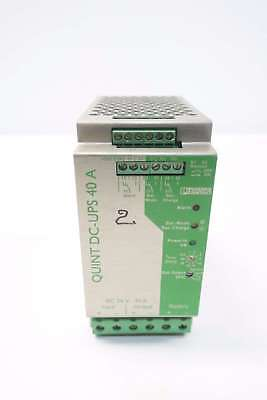 2866242 Uninterruptible power suppl Phoenix Contact QUINT-DC-UPS//24DC//40 UPS
