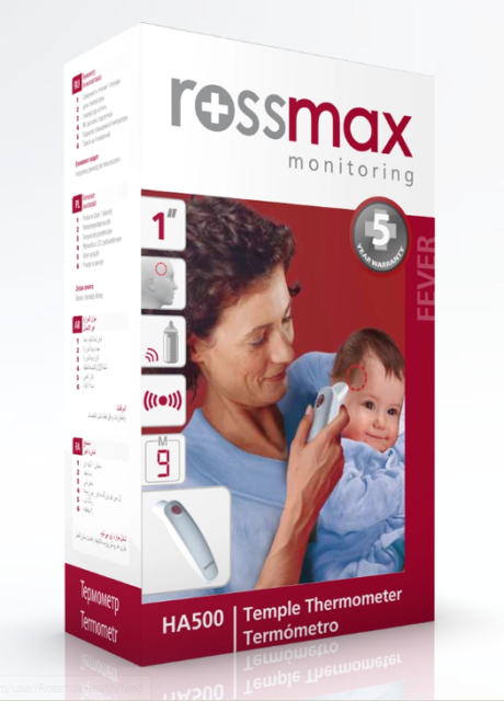 Rossmax Term/ómetro digital