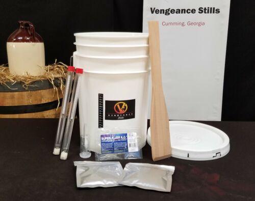 Fermenting Starter KIT Moonshine Fermentation Kit Whiskey Mash Kit from Vstills