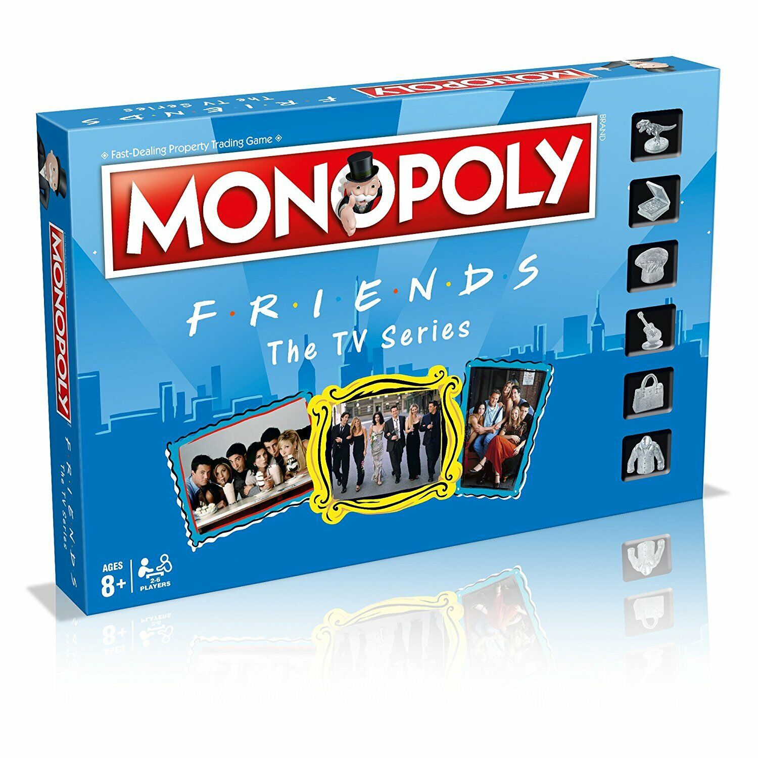 Monopoly Family Board Game - Friends The TV Series Edition