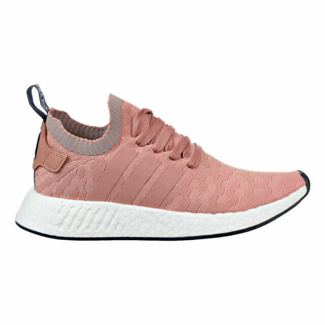 Size 10 - adidas NMD R2 Primeknit Raw Pink