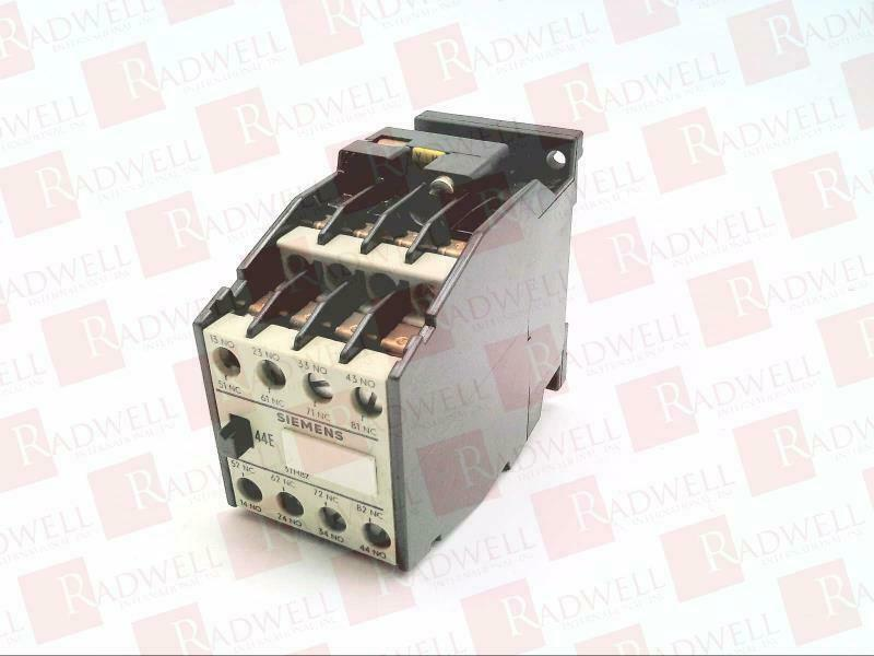 SIEMENS 3TH8244-0AG2   3TH82440AG2 (USED TESTED CLEANED)