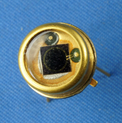 RCA Electro Optics C30808 Photodiode NEW N-Type Silicon PIN Photodetector TO-5