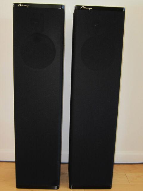 High End Speakers >> Mirage Bipolar Audiophile High End Speakers M 895is Pair Use W Kef B W Spendor