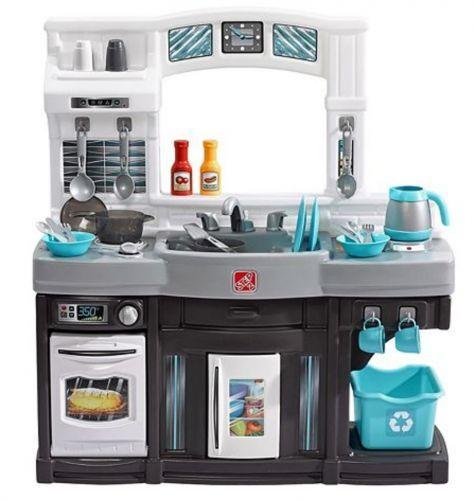 step2 step 2 modern cook kitchen set kids pretend play toy ebay - Step 2 Kitchen Set