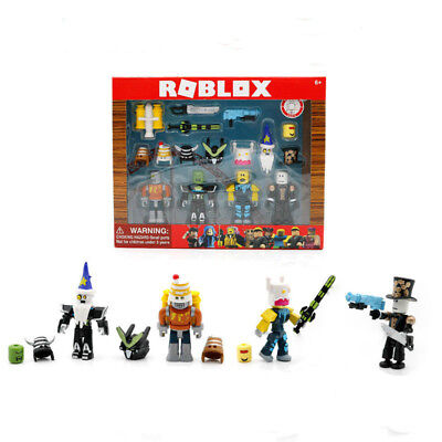 16pcsset Roblox Robot Riot Mix Match Set Action Figure Pack Kids Toys Gifts Roblox Robot Riot Mix Match 4 Figures Set Action Figure Toys Kids Gifts Ebay