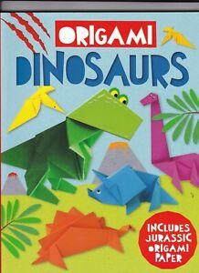 11 Ferocious Origami Dinosaurs | OrigamiUniversity.com | 300x218