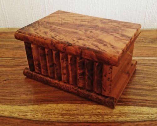 Schachtel starke magische ausblenden Geld Set Geschicklichkeit Holz von dir