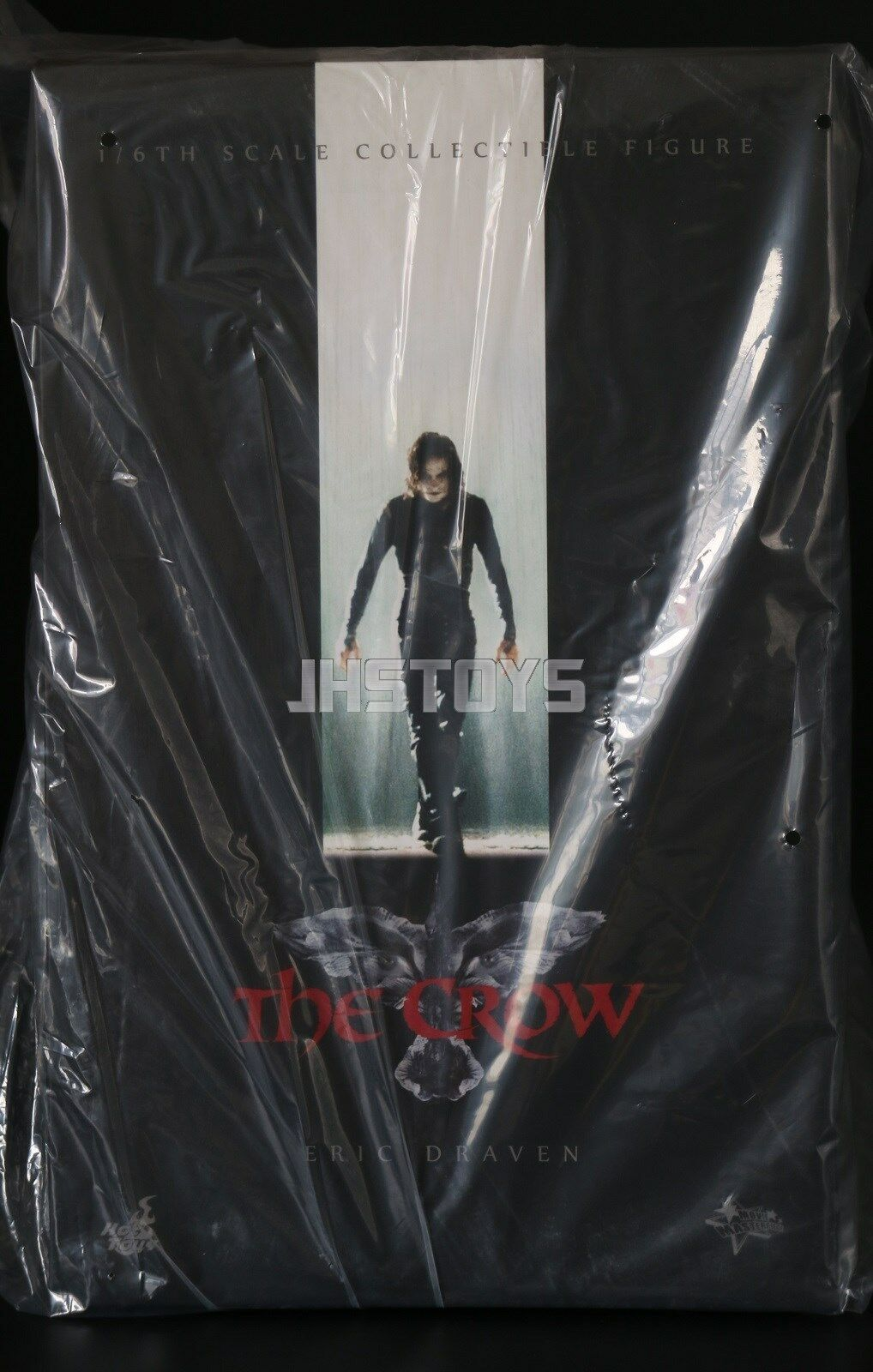 Hot Toys 1/6 The Crow Eric Draven MMS210