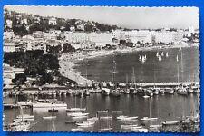Cannes: Grand Hotel della Croisette verso Suquet - 25107
