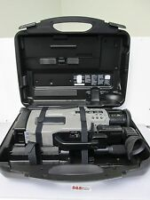 Panasonic AG-196UP Wide Angle Camcorder 14x Power Zoom *No Power or Accessories*