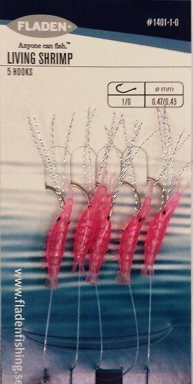Mini rose hokki pêche en mer de maquereau plates-formes Crochets 1/0-COD maquereau de TORPILLEUR # 0ef826