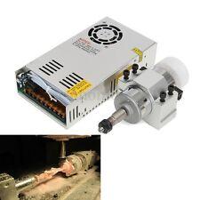300W 48V High Speed Spindle Motor 12000rpm er11A CNC Collet for DIY Engraving