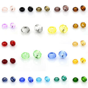 10pcs Natural Stone European Beads Heart Large Hole Smooth Loose Charms 13~14mm