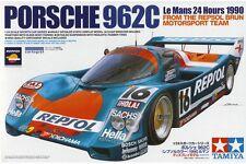 Tamiya 24313 Maquette 1/24 Porsche 962C Reposl
