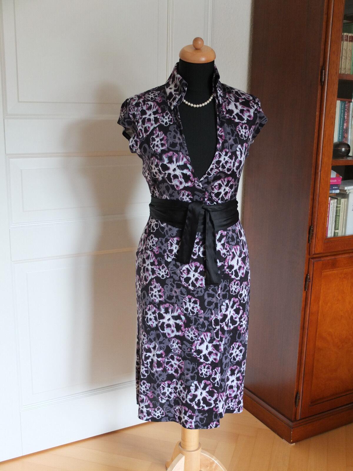Diane von Furstenkleid Wrap-Kleid Gr. 8 in Top-Zustand