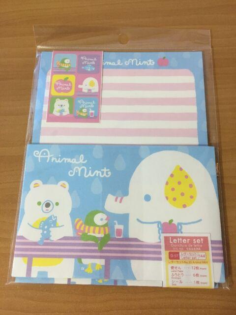 Cute Kawaii Letter set Stationary Japan *NEW*