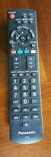 Panasonic Remote N2QAYB000485 Remonte Cobtrol Black