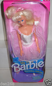 Details about #2362 NRFB Vintage Mattel My First Barbie Easy to Dress Ballerina Doll