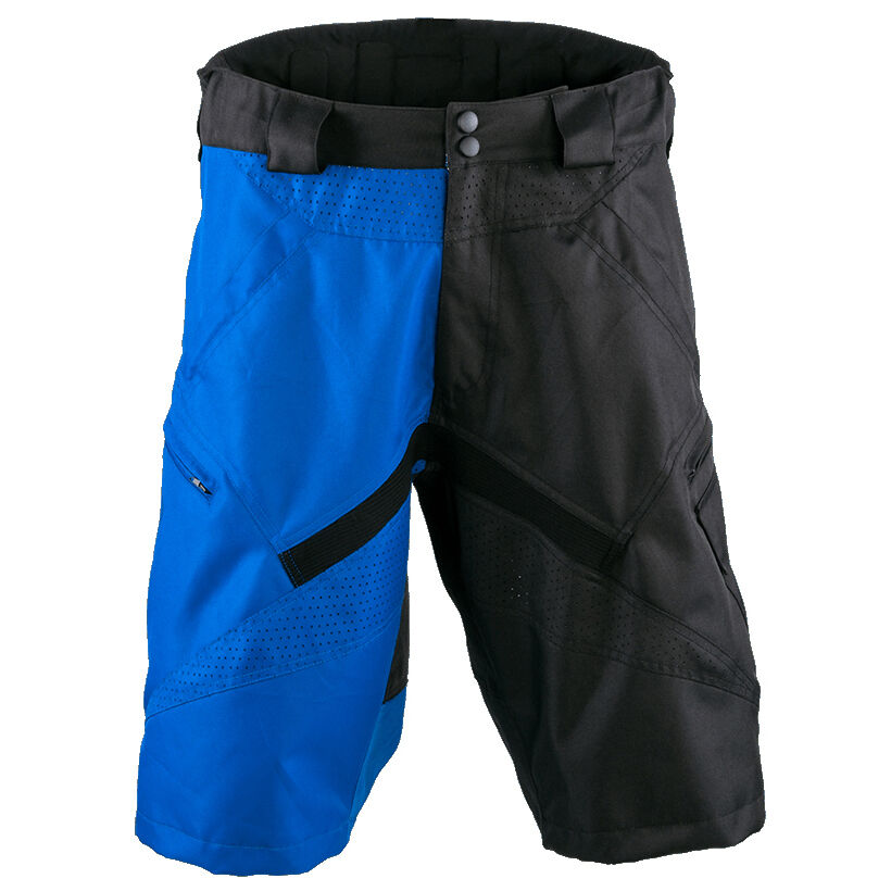 O'Neal MTB Stormrider Heavy Duty Cycling Durable Fabric Uomo's Cycling Duty Short blu 36