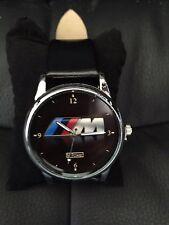 BMW Motorsport Armbanduhr Uhr M1 M2 M3 M4 M5 M6 F10 F80 F82 F06 F87 E36 E60 E90