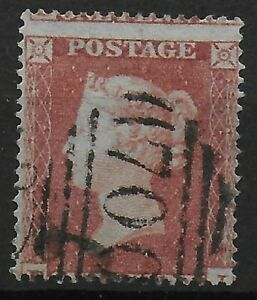 SG17-1d-Red-Brown-Die-I-SCp16-Fine-Used-With-Very-Fresh-Colour-Ref-07176