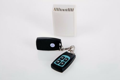 Remote control for license plate revolving flipper wireless transmitter kit