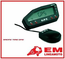 CRONOMETRO GPS GPT RSV GSX-R CBR R1 R6 ZX-R 999 1098 F4