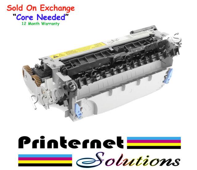HP Laserjet 4100 Fuser Assembly RG5-5063