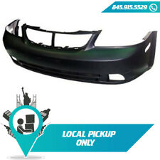 Primed Front Bumper Cover With Side Lamp Holes Fits Suzuki Forenza SZ1000133