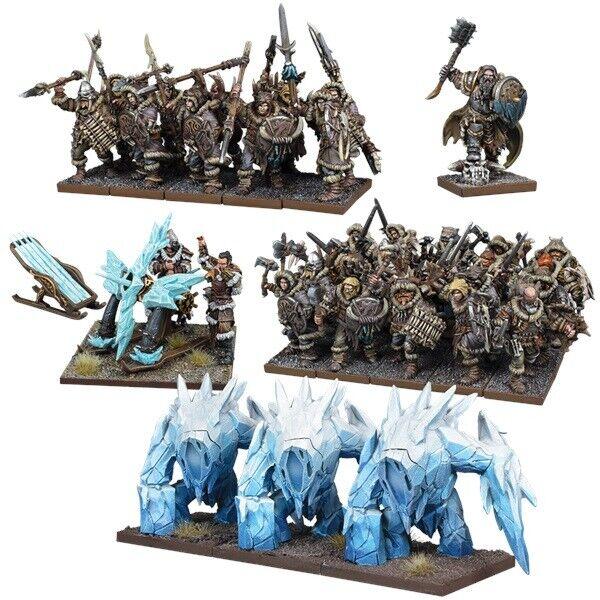 Northern Alianza Ejército - Mantic - Reyes de Guerra