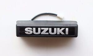 SUZUKI SJ413 SJ410 SAMURAI SIERRA DROVER GYPSY LICENCE NUMBER PLATE LIGHT