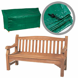 Quality Garden Bench Covers For 2 3 4 Seater Benches Choose Size Ebay