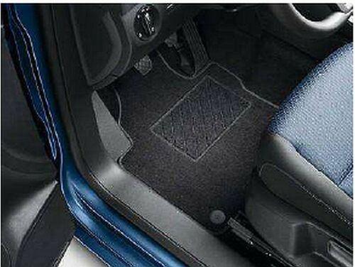 2016 4-Teilig Velours Fussmatten VW Caddy ab Bj