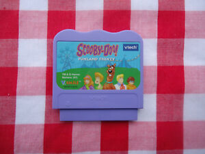 VTech-VSmile-Game-Cartridge-Scooby-Doo-Funland-Frenzy-Cartridge-Only