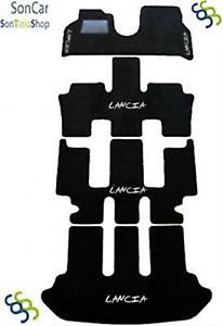 4 Block Universali! LANCIA bianco TAPPETI LANCIA Z DECORO