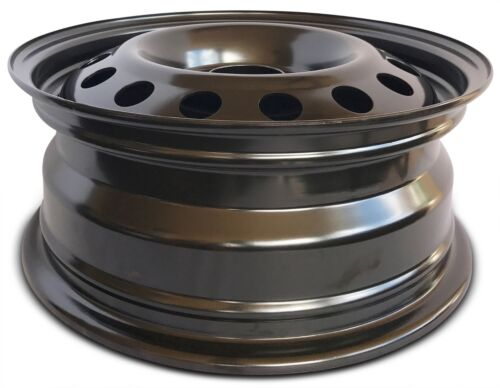 New 15x6 Inch Steel Wheel Rim Fits 2017-2018 Hyundai Elantra 5 Lug 114.3mm