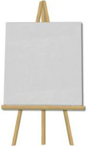 """Blank Thin Edge Stretched Canvas Frame 60x60cm//24x24"""" Inch Acrylic//oil paint"""