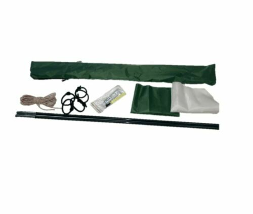 Wynnster 13mm 12.7mm Fibreglass Tent Pole Camping Repair Kit